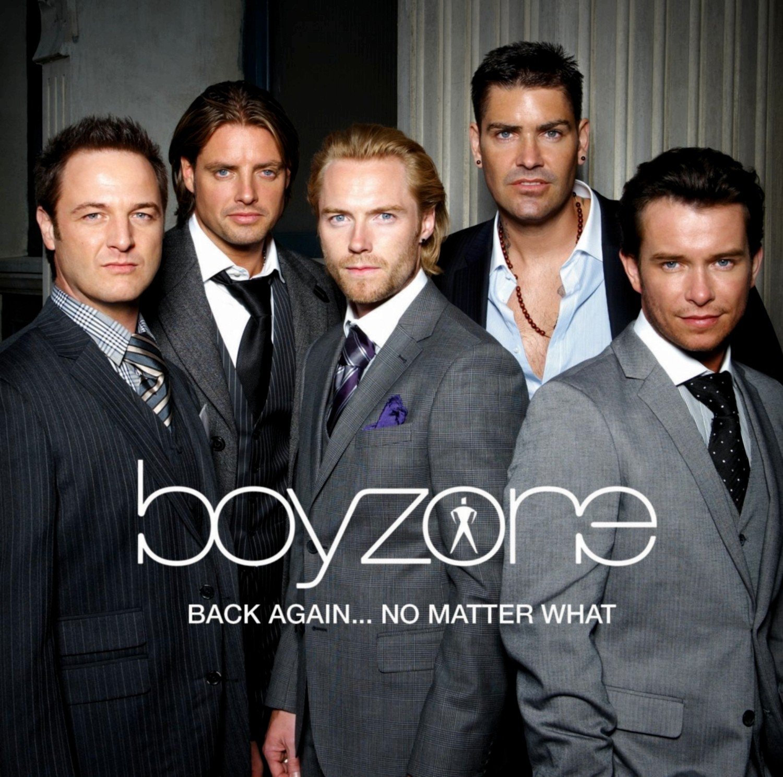 boyzone nomatter what image