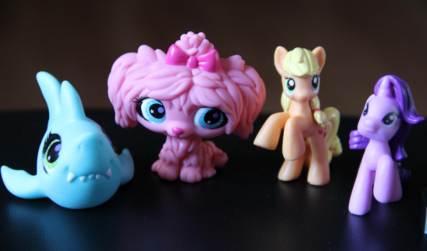 Littlest pet shop as a pony