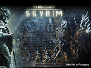 Skyrim Wallpaper 2 - GameInformer