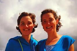 Katja en Veerle
