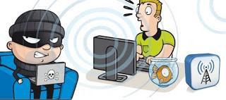 hacker wifi