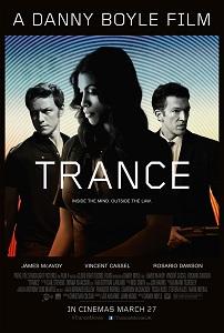 Poster original de Trance
