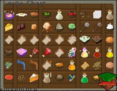 Useful Food Mod Items