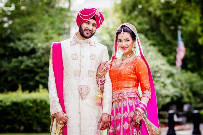 Punjabi wedding bride and groom photography HD collection_page_52 ~ :: www.akbarkhan.net
