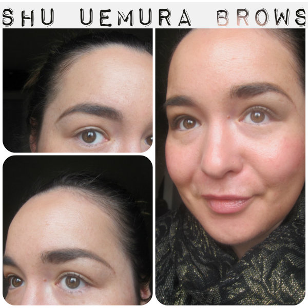 Shu Uemura Tokyo Brow Bar Results