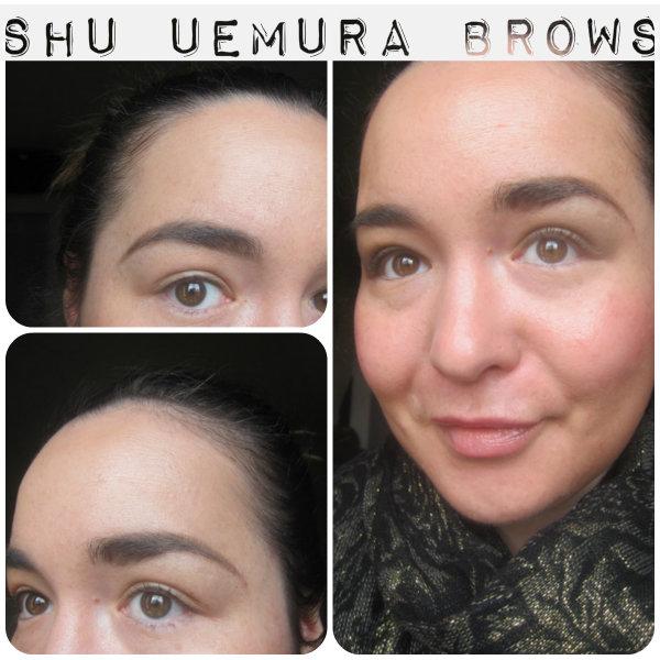 Shu Uemura Tokyo Brow Bar Results
