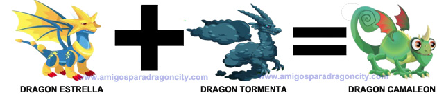 como conseguir el dragon camaleon en dragon city-2