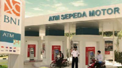 BNI Luncurkan ATM Khusus Motor