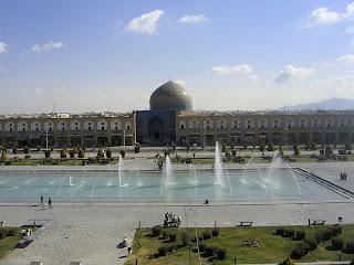 Nakş-ı Cihan Meydanı - Şeyh Lütfullah Camii