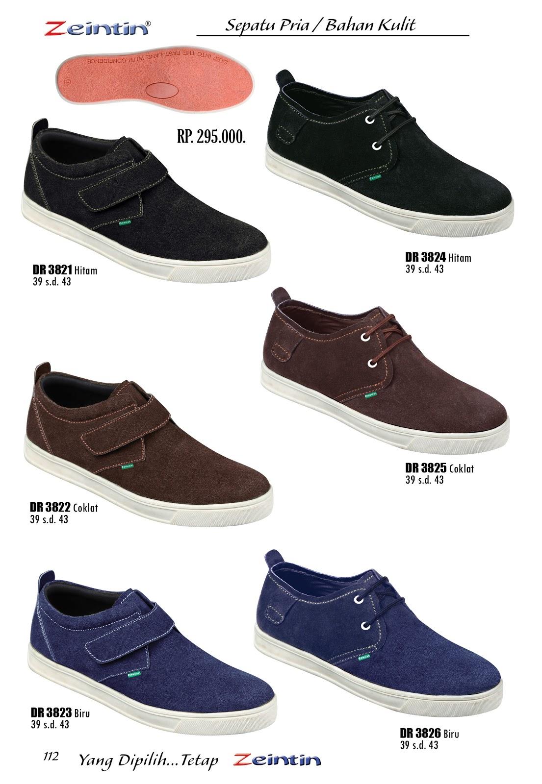 Sepatu Gaul Pria