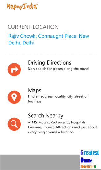 Indian Smartphone Users Must Have Android Apps Map My India