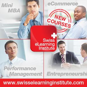 تعلم الان من Swiss eLearning Institute