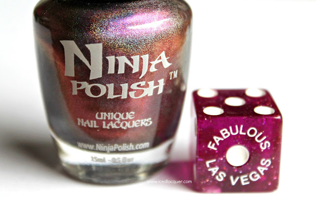 Ninja Polish Nothing Stays in Vegas Collection
