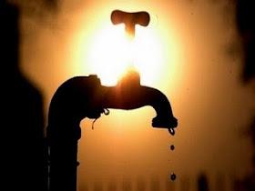 Reservatório Águas do Amazonas população sem água na zona Norte e Leste da capital;