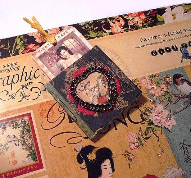 album z papierów Graphic45