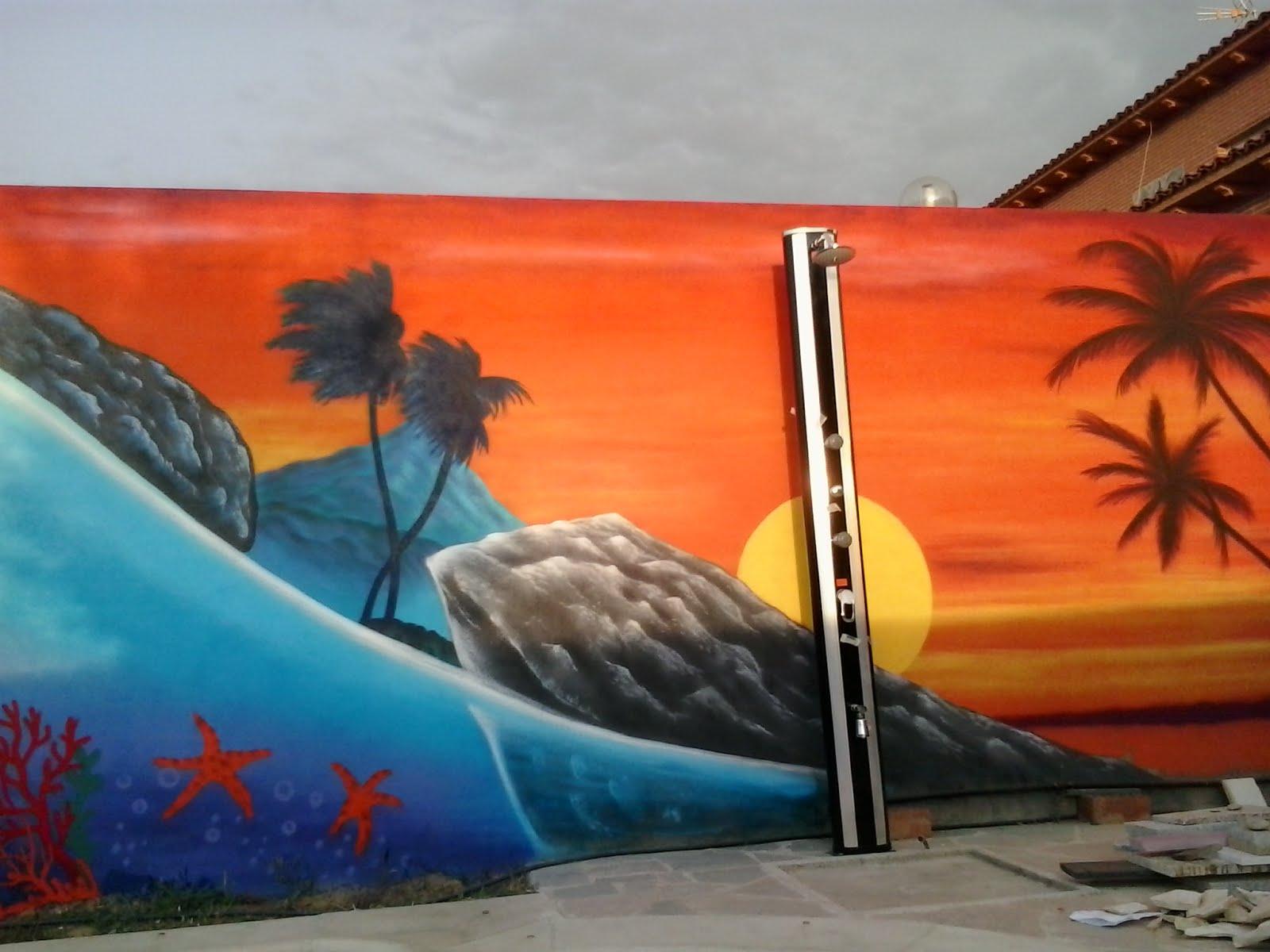 mural piscina Pirvada.