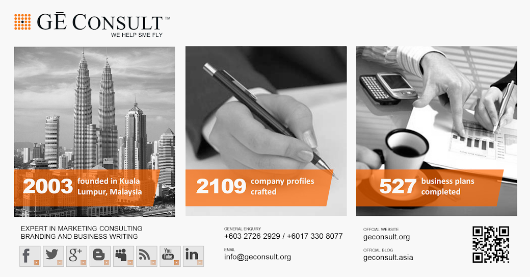 GE Consult : We Help SME Fly