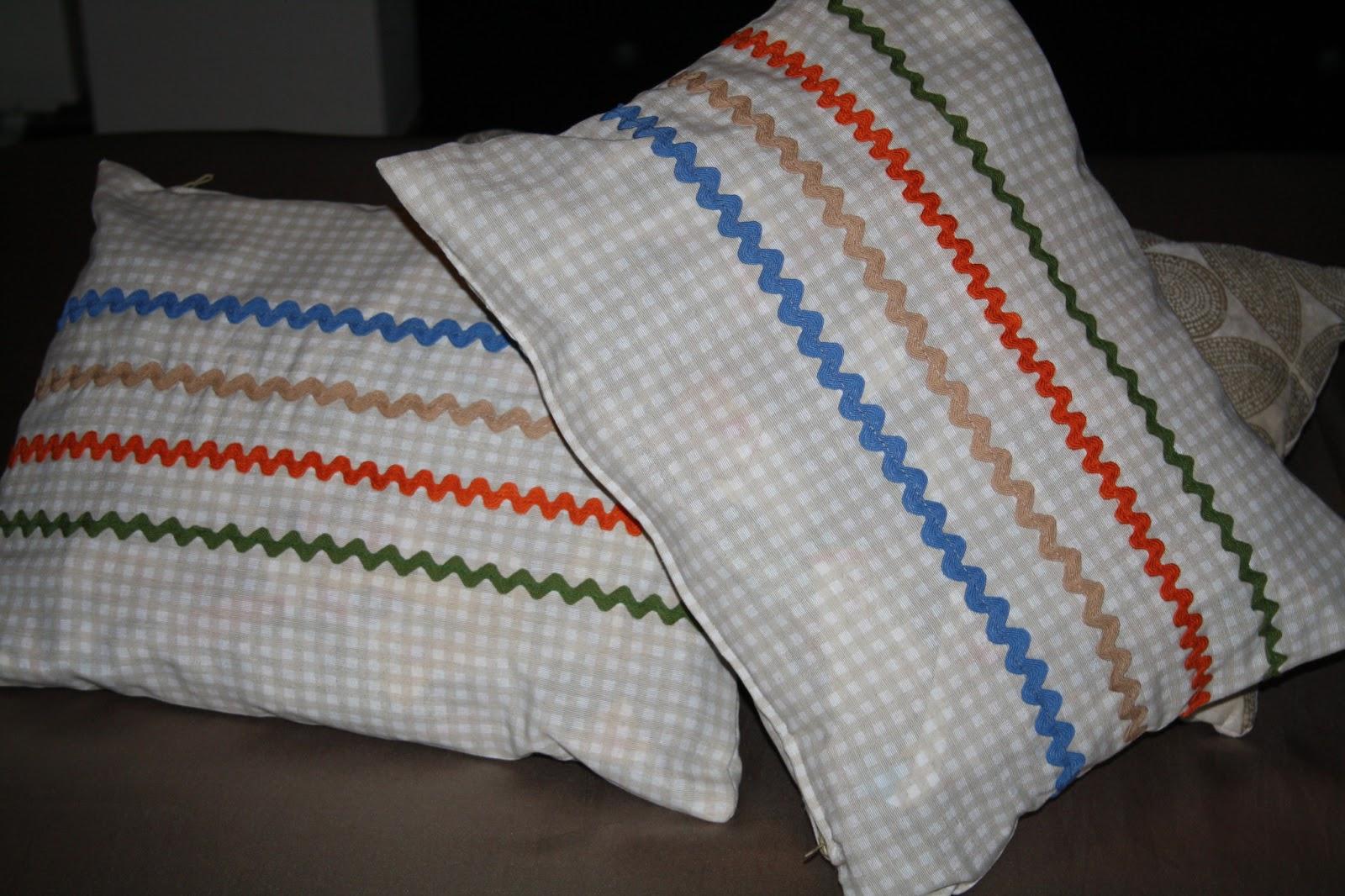 Los trapitos de lola cojines para cama - Cojines para cama ...