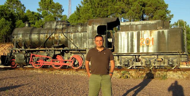 huelva locomotora 201 riotinto