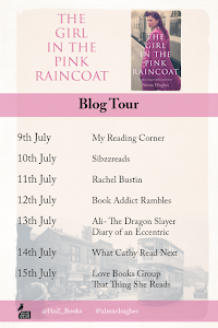 Blog Tour: The Girl in the Pink Raincoat