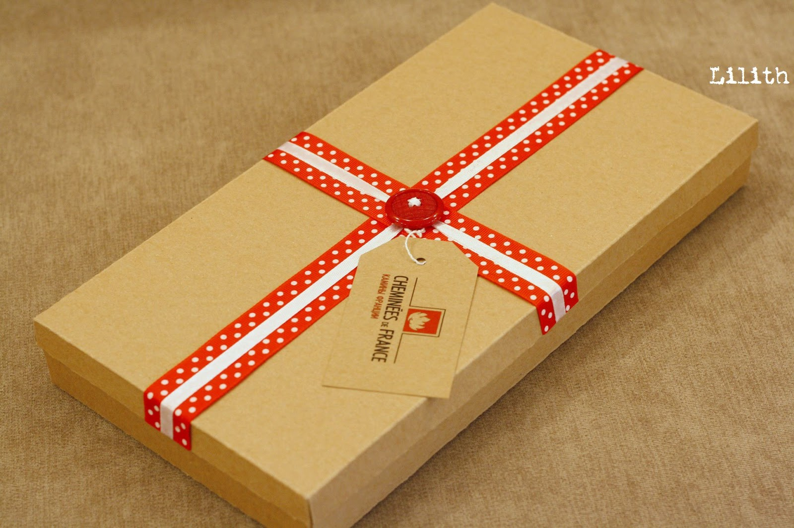 Красивая упаковка шоколада своими руками