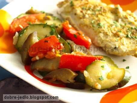 Francúzska zelenina - recepty