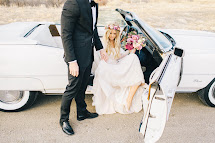 Barefoot Blonde Amber Wedding