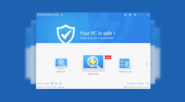 Download Baidu Antivirus 4.4.3.62623 Pro Full Version