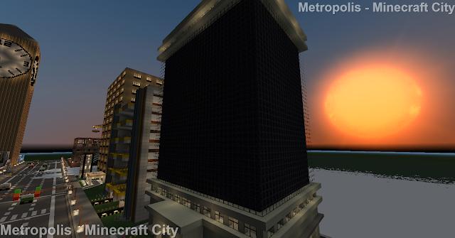 Building - Minecraft Metropolis