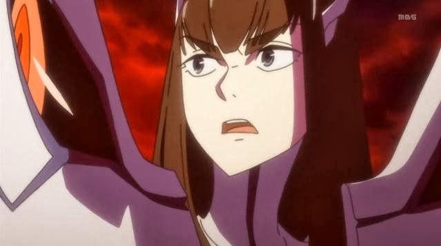 Kill la Kill Episode 15 Subtitle Indonesia