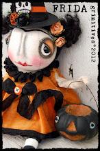 Halloween Frida