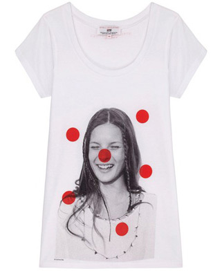 Stella McCartney camisetas solidarias Kate Moss