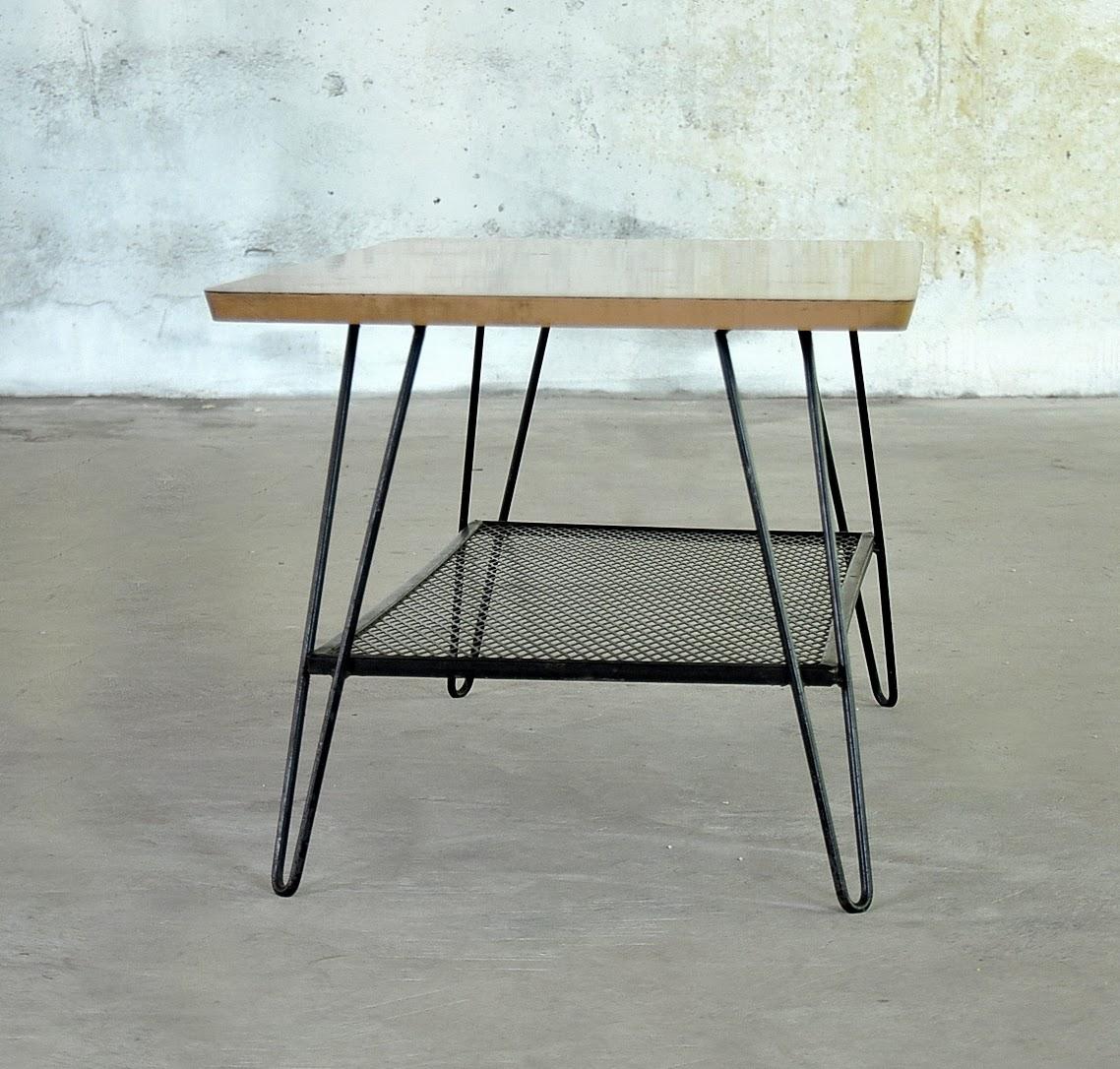 Mid Century Modern Coffee Table Legs