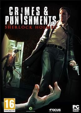 Gameplay Crimes and Punishments Sherlock Holmes