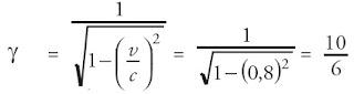 konstanta massa relativistik