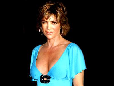 American Actress Lisa Rinna Hot Images