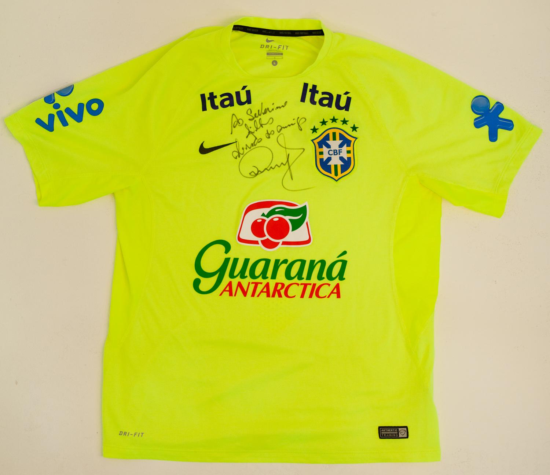 e1ea0c457d Site do Buim  Camisa de treino da Seleção Brasileira
