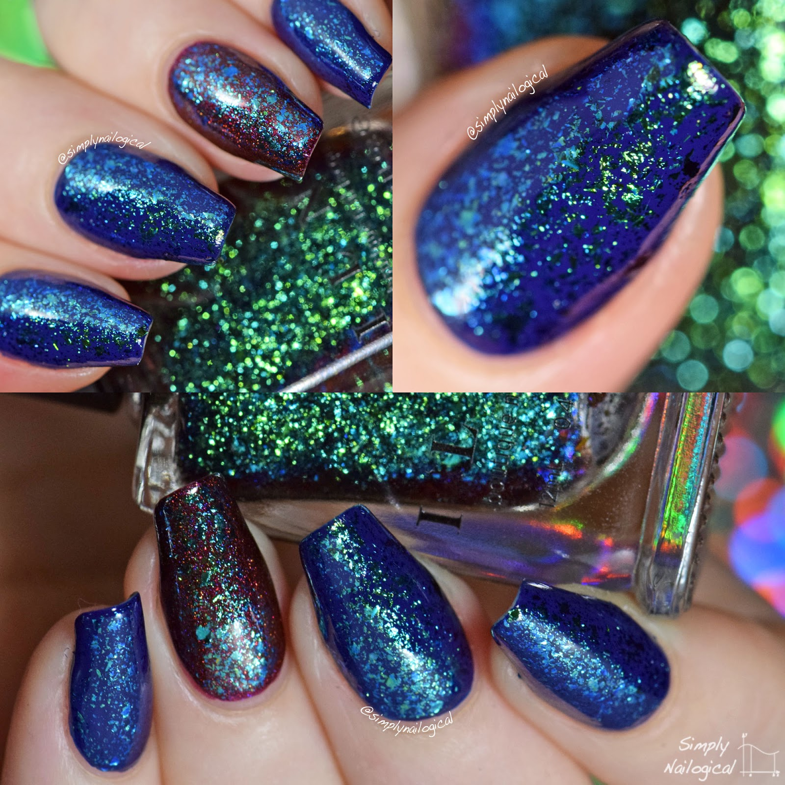 ILNP ultra-chrome flakies Gaia