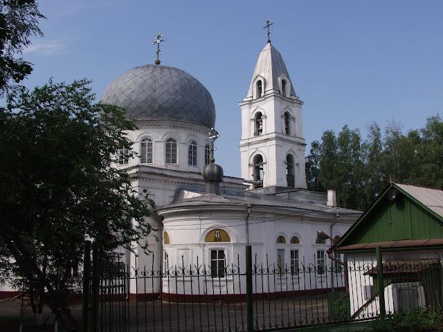 церкви томска