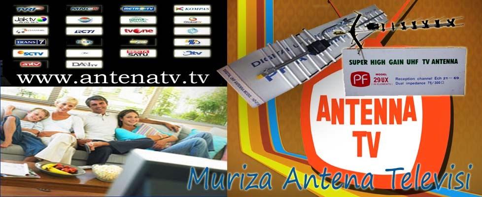 Toko Antena TV Muriza