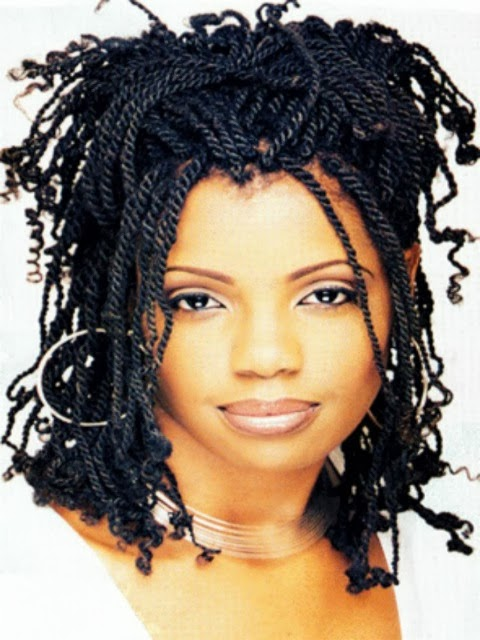 Crochet Braids Vs Kinky Twists : Braids by Mary: Kinky twists & Crochet braids