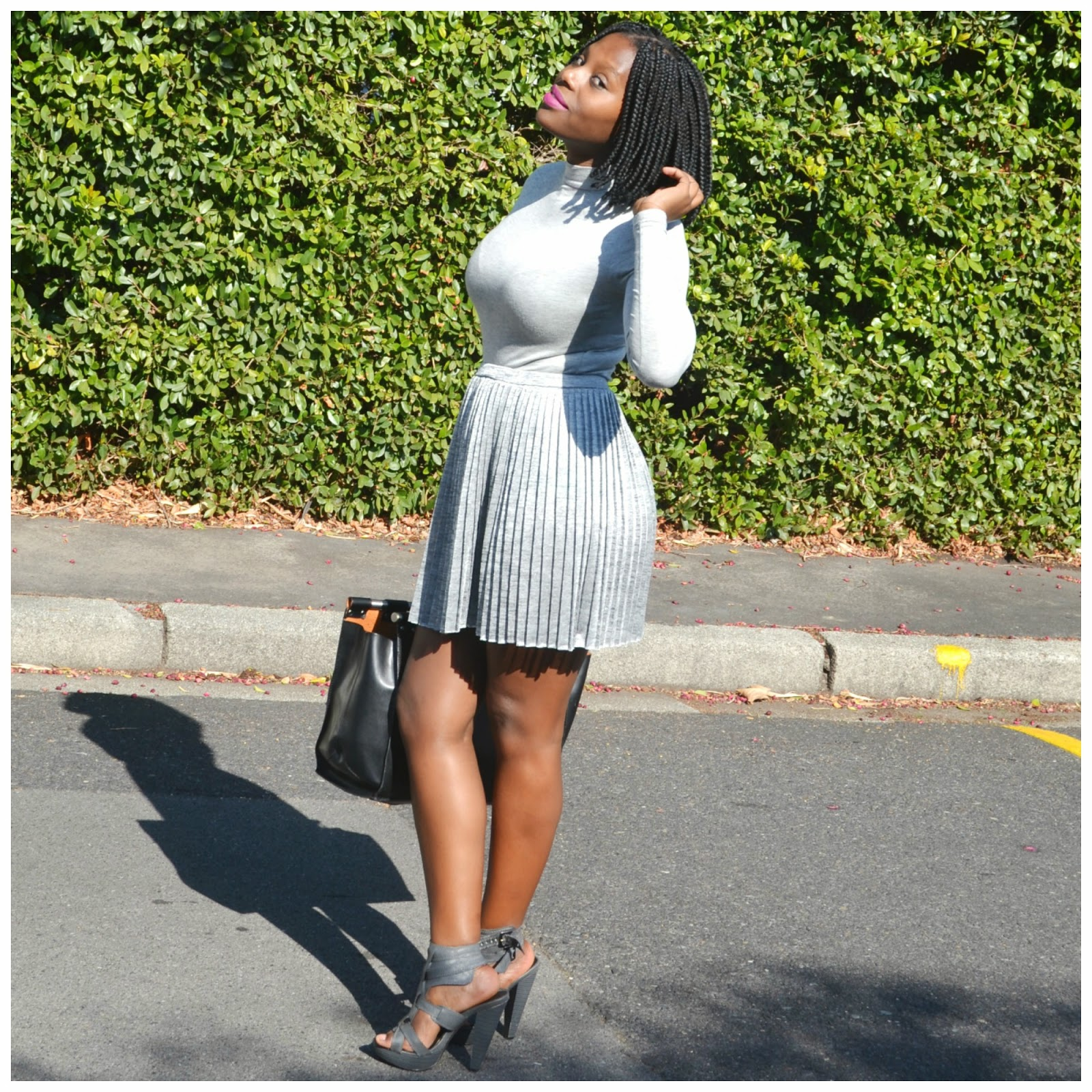 Dineo Styled Grey Matter/ Mr Price New u0026 Old