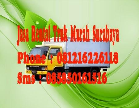 Jasa Rental Truk Box Surabaya