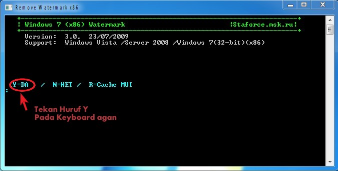 Tutorial Menembus Limit Ram 4 Gb Pada Windows 7 32bit