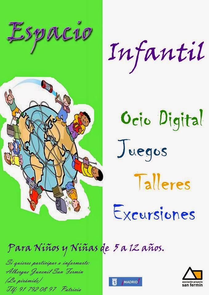 AAVV San Fermín - Espacio Infantil
