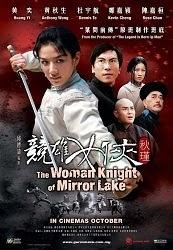 Cạnh Hùng Nữ Hiệp Thu Cấn - The Woman Knight of Mirror Lake