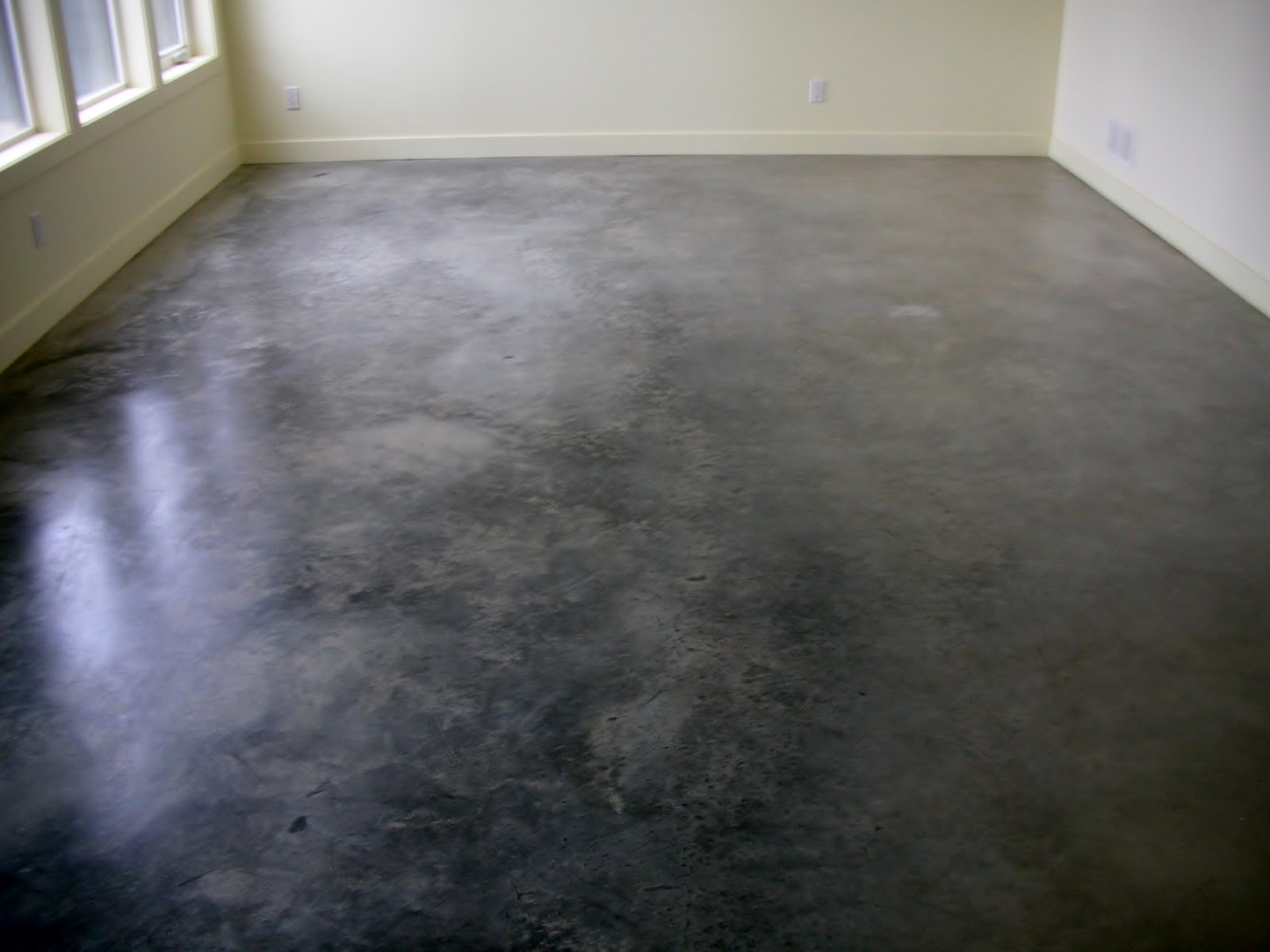 Mode concrete concrete floors naturally look amazing and for Flooring for concrete