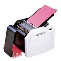 Letter Paper Folding Machine