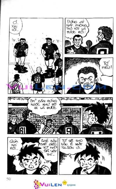 Jindodinho - Đường Dẫn Đến Khung Thành III Tập 27 page 50 Congtruyen24h