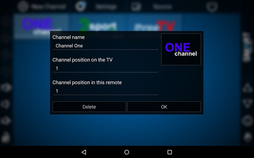 Aplikasi remote tv untuk android - smart tv remote